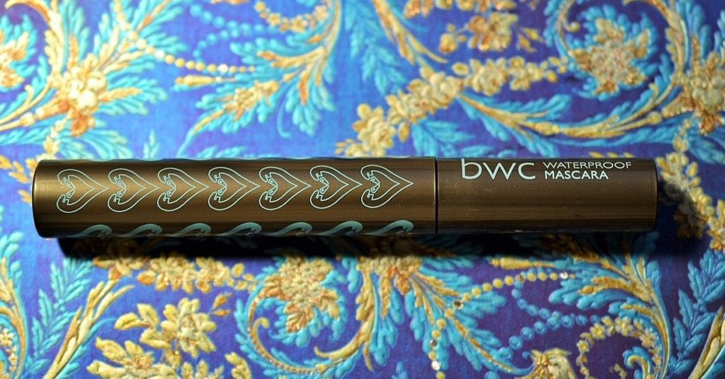 waterproof bwc mascara vegan cruelty free recenze